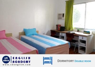 Dormitory Double room