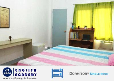 Dormitory Single room