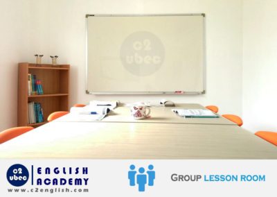 Group lesson room2